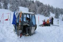 Sortie à ski FMVs